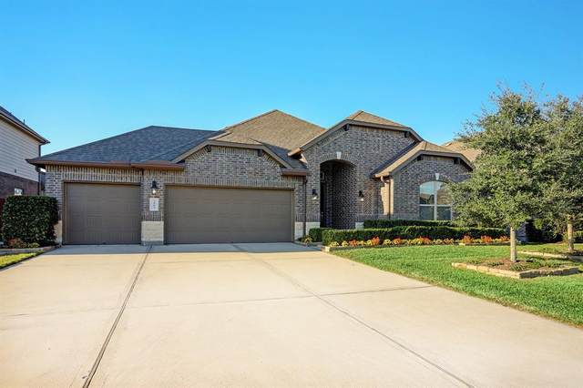 2983 Gibbons Hill Lane, League City, TX 77573 (MLS #71084998) :: The Bly Team