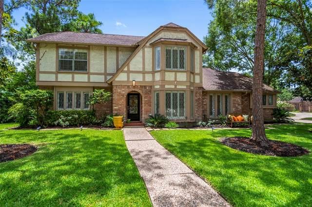 1715 Mossy Stone Drive, Houston, TX 77077 (MLS #71092622) :: Ellison Real Estate Team