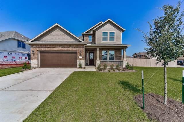 8827 Jonquil Drive, Rosenberg, TX 77469 (MLS #7109283) :: The Jill Smith Team