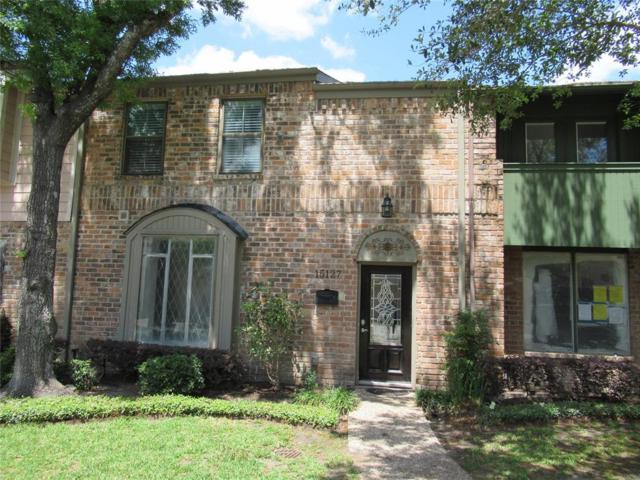 15127 Kimberley Court #19, Houston, TX 77079 (MLS #71093519) :: The Stanfield Team | Stanfield Properties