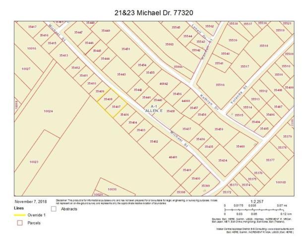 00 Michael Street, Huntsville, TX 77320 (MLS #71098280) :: Texas Home Shop Realty