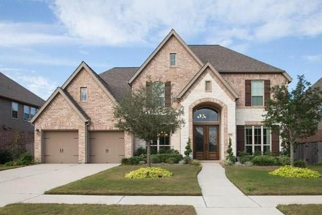 2706 Carriage Hollow Lane, Katy, TX 77494 (MLS #71099589) :: The Home Branch