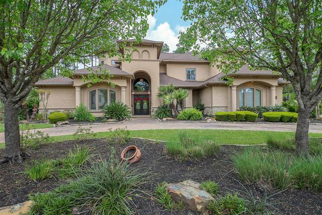 54 E Ambassador Bend, The Woodlands, TX 77382 (MLS #71101090) :: Connect Realty