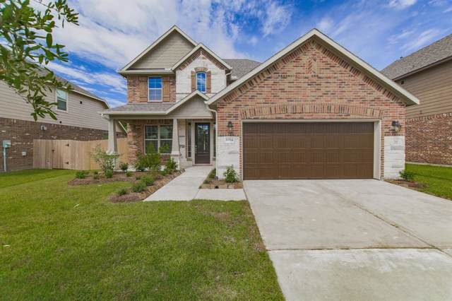 6914 Water Glen Lane, Manvel, TX 77578 (MLS #71108514) :: The Jill Smith Team