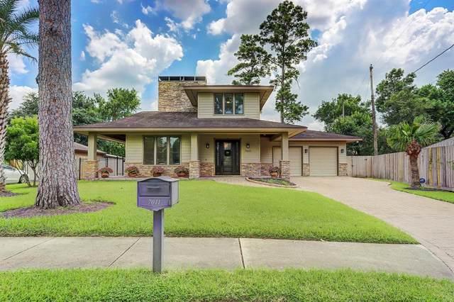 7011 Housman Street, Houston, TX 77055 (MLS #71114092) :: Parodi Group Real Estate