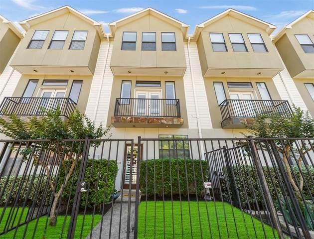 2300 Union Street 2300E, Houston, TX 77007 (MLS #71117395) :: Giorgi Real Estate Group