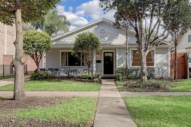 1410 Columbia Street, Houston, TX 77008 (MLS #71119994) :: Caskey Realty