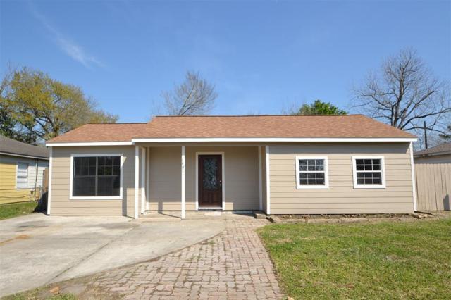 1407 Hemlock Drive, Pasadena, TX 77502 (MLS #71121210) :: The SOLD by George Team