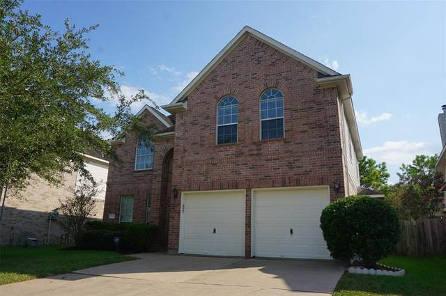 12510 Rocky Cove Drive, Pearland, TX 77584 (MLS #71133749) :: Ellison Real Estate Team