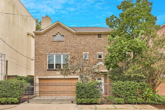 2004 Converse Street, Houston, TX 77006 (MLS #71139750) :: Green Residential