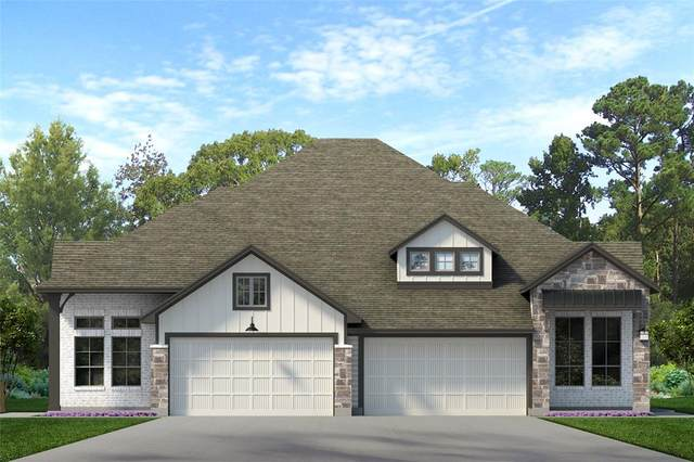 327 N Spotted Fern Drive, Montgomery, TX 77316 (MLS #71149824) :: Green Residential