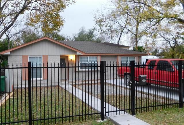 7416 Abilene Street, Houston, TX 77020 (MLS #71152797) :: Ellison Real Estate Team