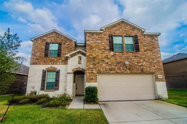 15318 Benson Landing Drive, Cypress, TX 77429 (MLS #71155779) :: The SOLD by George Team