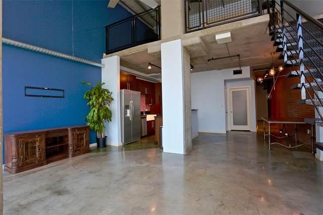 2000 Bagby #7424, Houston, TX 77002 (MLS #71162359) :: Green Residential