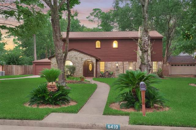 6410 Hickorycrest Drive, Spring, TX 77389 (MLS #71163805) :: Parodi Group Real Estate