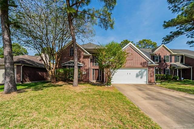 17119 Hamilwood Drive, Houston, TX 77095 (MLS #71165896) :: The Sansone Group