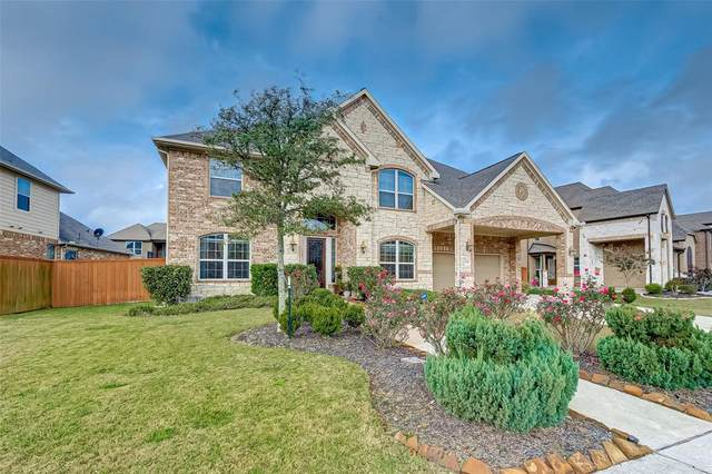 11010 Giffnock Drive, Richmond, TX 77407 (MLS #71173048) :: The SOLD by George Team