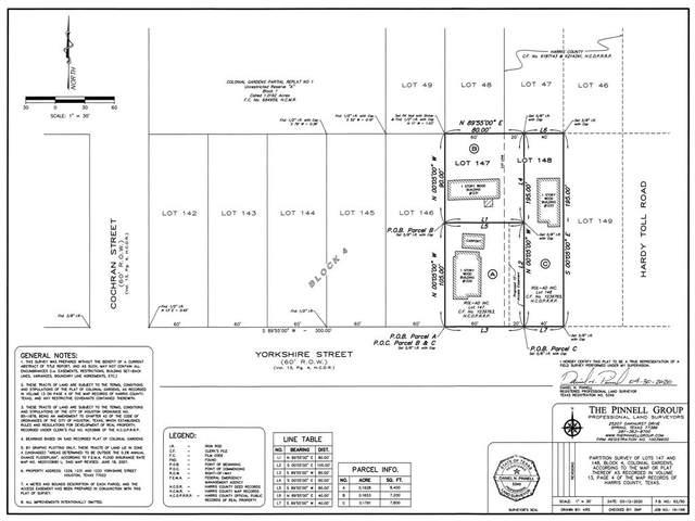 1229 Yorkshire Street, Houston, TX 77022 (MLS #71174369) :: The Heyl Group at Keller Williams