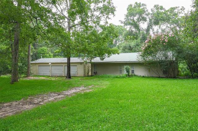 365 Cr 2178, Cleveland, TX 77327 (MLS #71184672) :: The SOLD by George Team