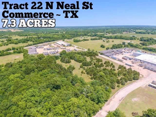 Tract 22 N Neal Street, Commerce, TX 75428 (MLS #71186176) :: The Queen Team