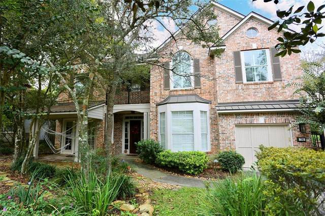 74 W Mirror Ridge Circle, The Woodlands, TX 77382 (MLS #71187071) :: Green Residential