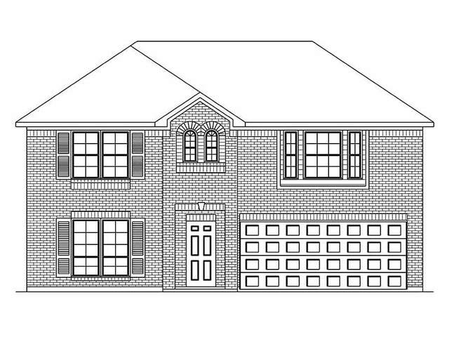 1414 Green Highland Drive, Spring, TX 77373 (MLS #71189181) :: The Bly Team