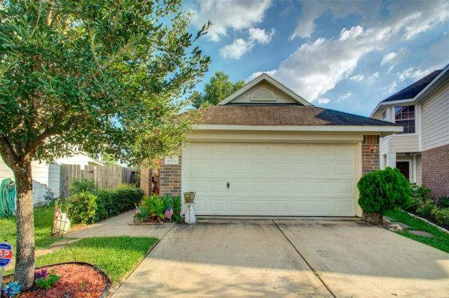 6803 Strathmore Place Court, Katy, TX 77449 (MLS #71198666) :: The Sansone Group