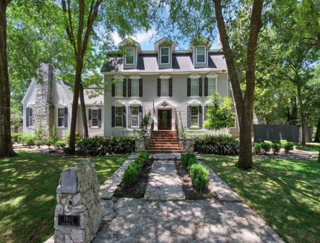 1802 Castlerock Drive, Houston, TX 77090 (MLS #71209324) :: Giorgi Real Estate Group