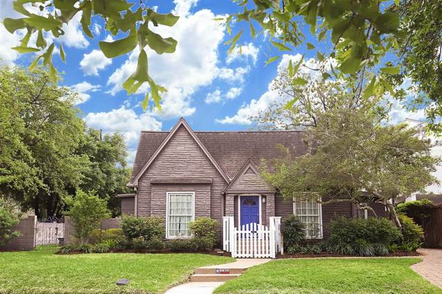 2303 Bartlett Street, Houston, TX 77098 (#71213295) :: ORO Realty