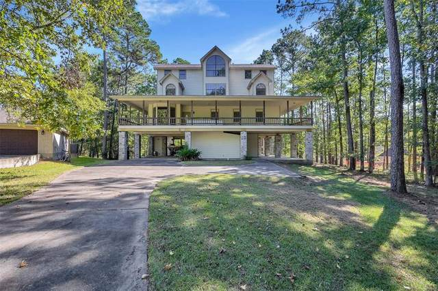 6 Twinstone Court, Coldspring, TX 77331 (MLS #71214299) :: The Home Branch