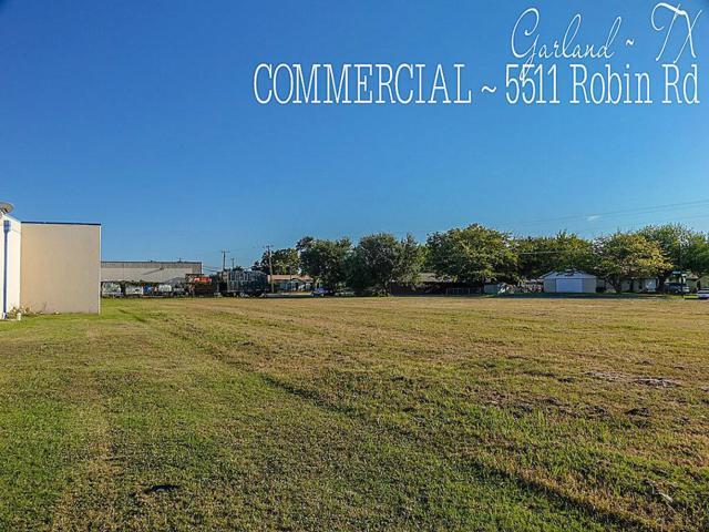 5511 Robin Road, Garland, TX 75043 (MLS #71215354) :: Mari Realty