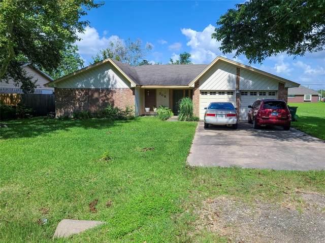 708 Shady Lane, La Marque, TX 77568 (MLS #71220682) :: Green Residential