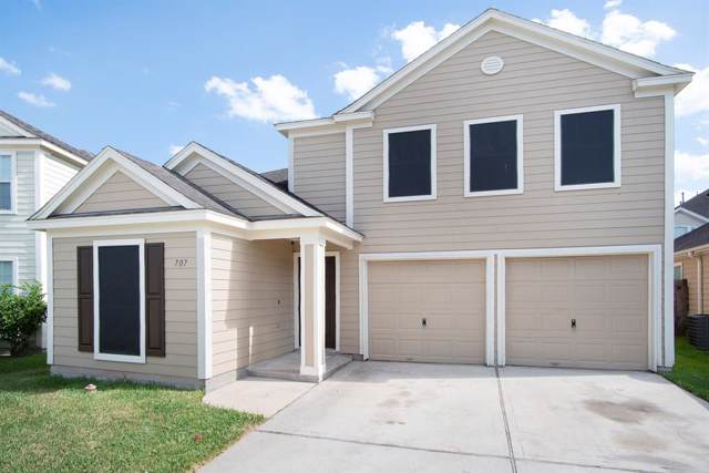 707 Deveron Lane, Houston, TX 77090 (MLS #71221865) :: Texas Home Shop Realty