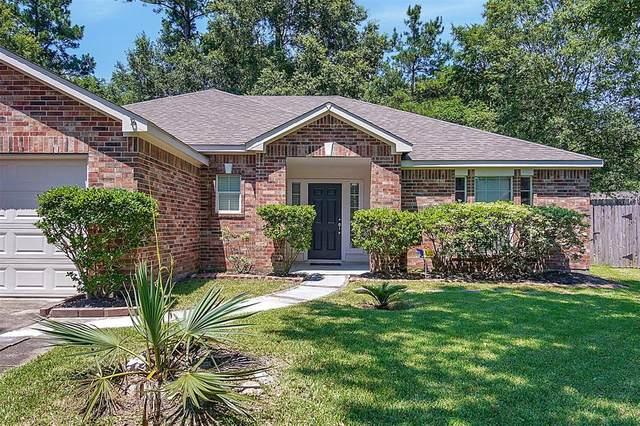 9829 Rhea Court, Conroe, TX 77385 (MLS #71222135) :: The Home Branch