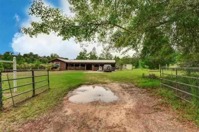 2341 Warren Loop Rd W, Warren, TX 77624 (MLS #71224106) :: Texas Home Shop Realty