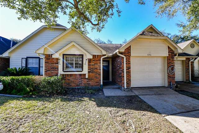 646 W Country Grove Circle, Pearland, TX 77584 (MLS #71224455) :: Michele Harmon Team