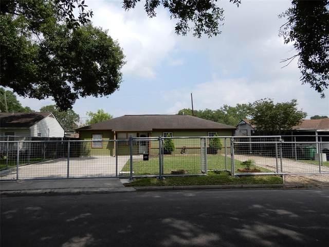 410 Ogilvie Street, Houston, TX 77017 (MLS #7123127) :: The SOLD by George Team