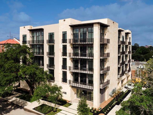 4820 Caroline Street #404, Houston, TX 77004 (MLS #71233653) :: Giorgi Real Estate Group