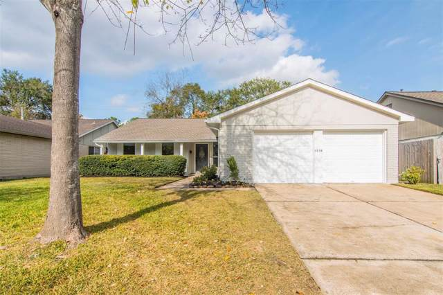 5934 Vicki John Drive, Houston, TX 77096 (MLS #71243371) :: The SOLD by George Team
