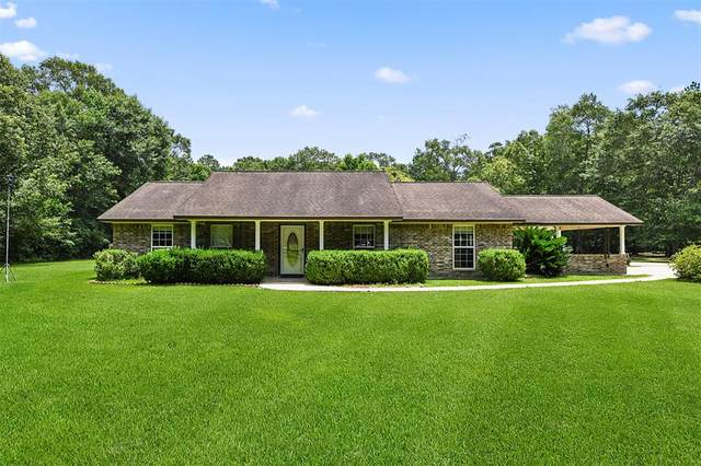 9771 Fosters Bend, Cleveland, TX 77328 (MLS #71244398) :: The Parodi Team at Realty Associates