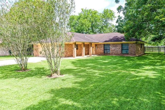 218 San Saba Street, Richwood, TX 77531 (MLS #71247016) :: The SOLD by George Team