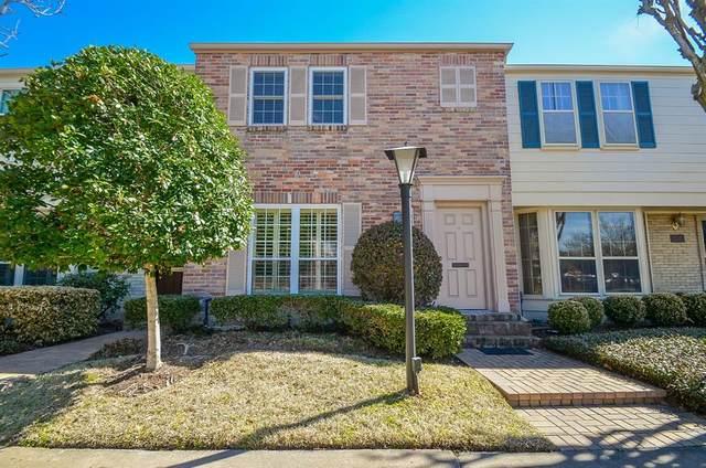 1333 Fountain View Drive #137, Houston, TX 77057 (MLS #71251469) :: Homemax Properties