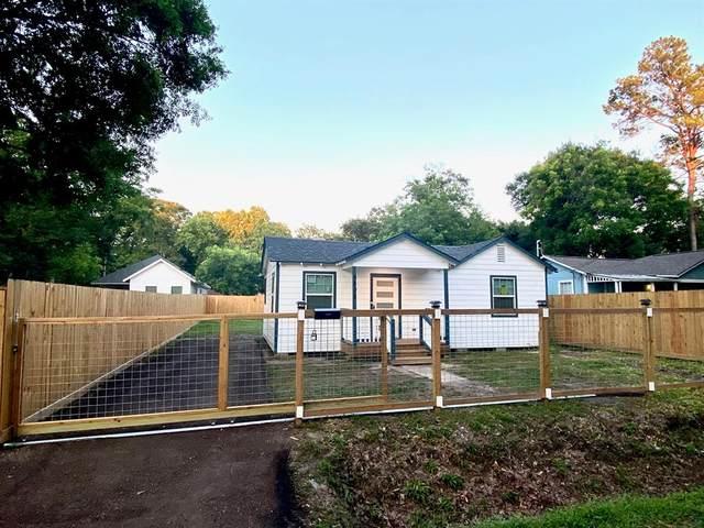 6806 Bunche Drive, Houston, TX 77091 (MLS #71267798) :: Giorgi Real Estate Group
