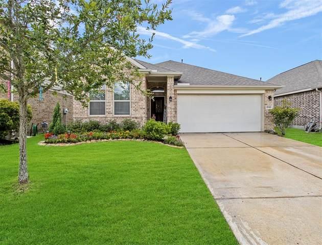17018 Upper Ridge Lane, Humble, TX 77346 (MLS #71270394) :: The SOLD by George Team