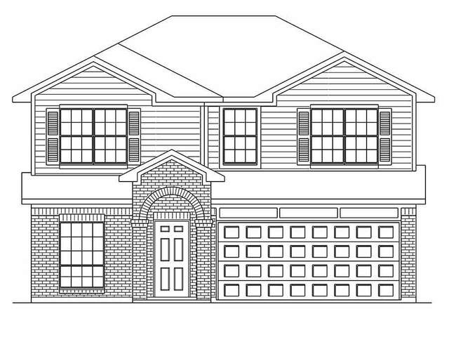 17753 Lion Heart Road, Conroe, TX 77306 (MLS #71275488) :: The Bly Team