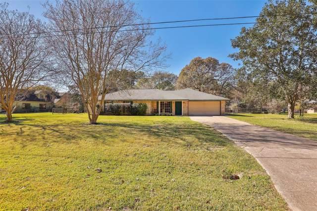 31707 Oak Crossing, Magnolia, TX 77355 (MLS #71280214) :: Texas Home Shop Realty