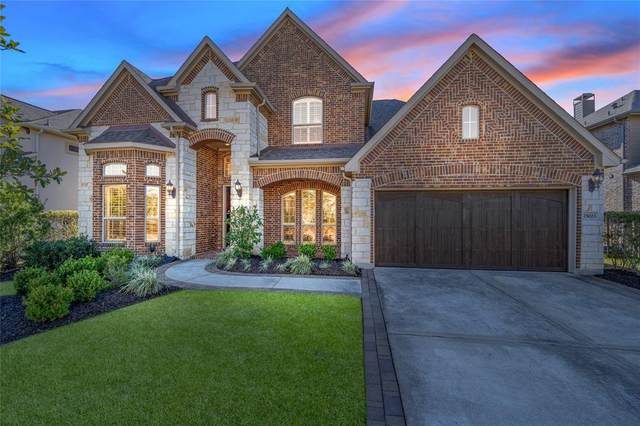 25023 Morris Park Court, Spring, TX 77389 (MLS #71287118) :: The Parodi Team at Realty Associates