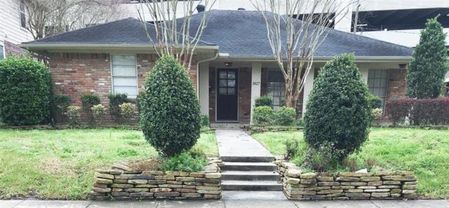 3827 Tartan, Houston, TX 77025 (MLS #71299301) :: Giorgi Real Estate Group