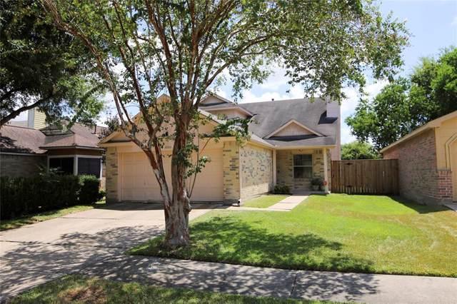 16203 Rosenridge Drive, Houston, TX 77053 (MLS #71301400) :: The Heyl Group at Keller Williams