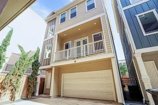 542 Allston Street, Houston, TX 77007 (MLS #71316721) :: The Home Branch